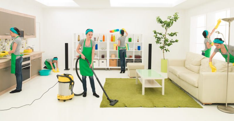 CW Cleaning Specialists