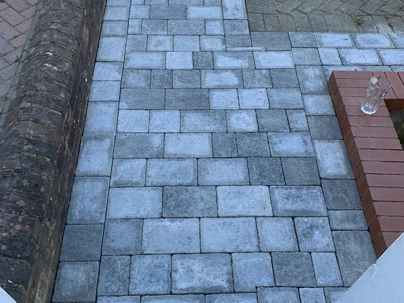 Hide Paving and patios.